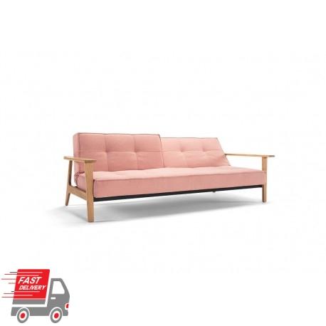 SPLITBACK FREJ SOFA BED WITH ARMS