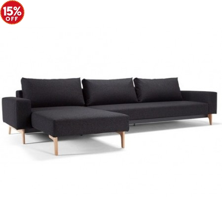 IDUN SLEEK  MODULAR SOFA BED