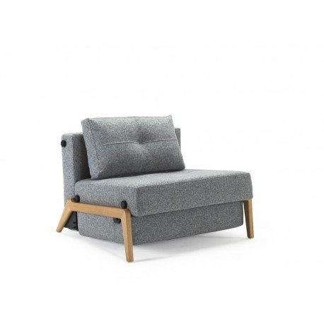 CUBED 90 SINGLE SOFA BED CHAIR