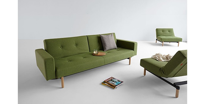 Colour Innovation Series: The Freshness of Green - Sofa Beds ...