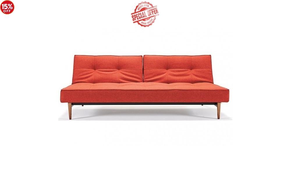 Sofa Bed Single : ... SOFA BED SIZE > King Single SofaBeds > Splitback King Single Sofa Bed