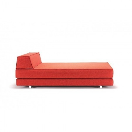 Idouble Single and Queen Sofa Bed  in Orange