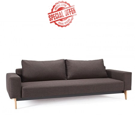 Idun Sleek Double Sofa Bed