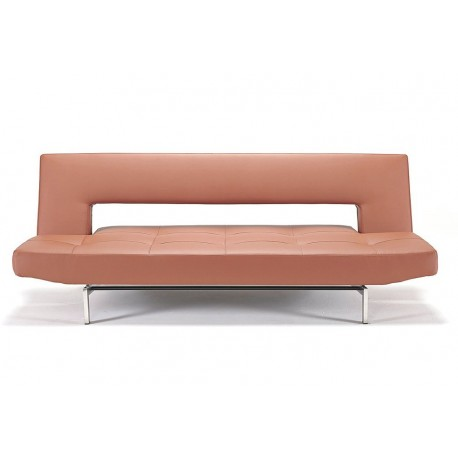 WING KING SINGLE CLICK CLACK SOFA BED