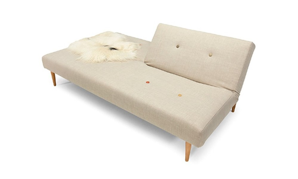 Fiftynine sofa bed with arms for Single divan bed without mattress