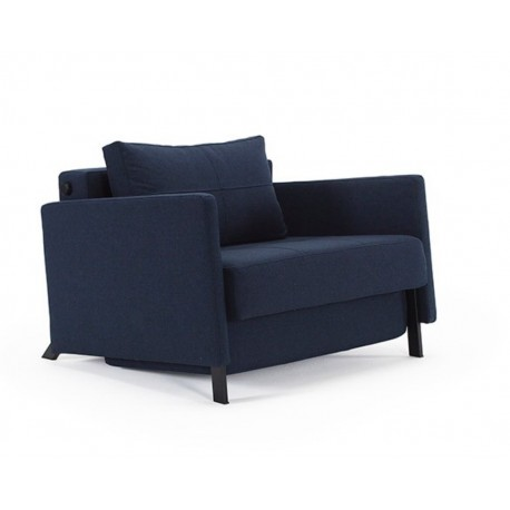 Cubed 90 Sofa Bed With Arms