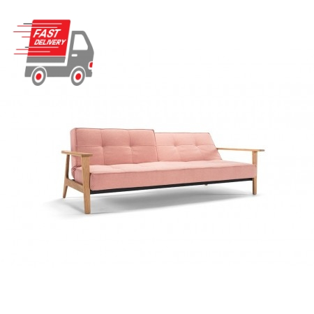 Splitback Frej King Single Sofa Bed