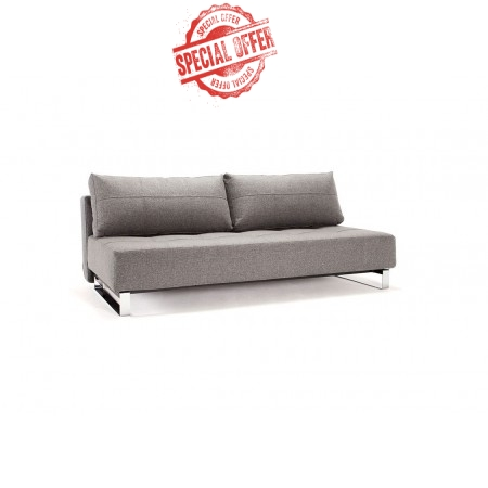 SUPREMAX DELUXE LOUNGER QUEEN SOFA BED