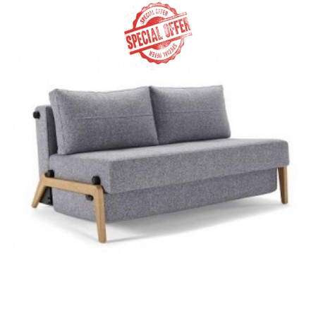 Cubed 140 Double Sofa Bed