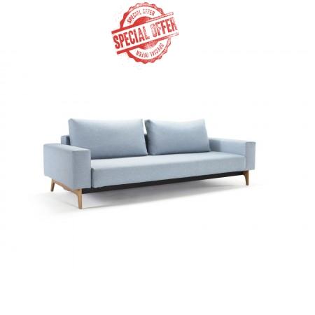 Idun Sleek Double Sofa Bed