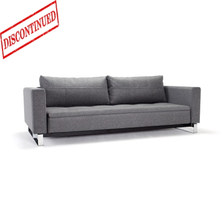 CASSIUS DUAL DOUBLE SOFA BED