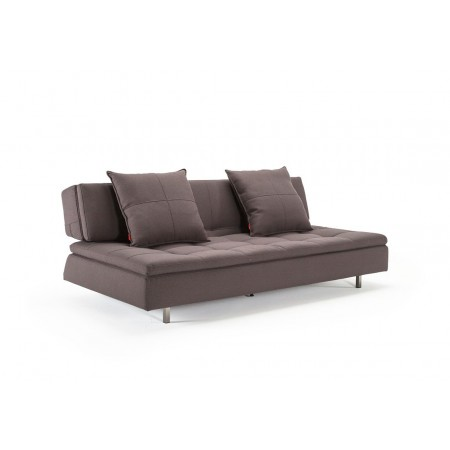 Long Horn Dual Double Sofa Bed